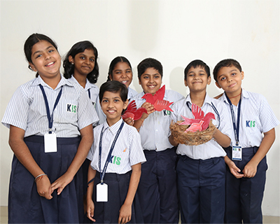 Best Primary & Secondary International School in Mumbai